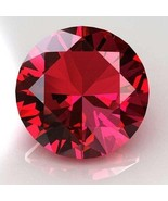 Round Deep Gem Red Rubies Lot of 5 Faceted Loose Gemstone 1.8mm - $15.75