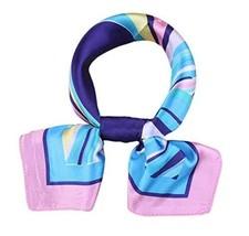 Elegant Silk Scarf For Lady/Formal Silk Scarf, Style F(6060 cm)