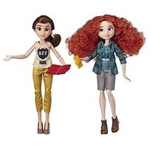 Disney Princess Ralph Breaks The Internet Movie Dolls, Belle and Merida ... - $36.42
