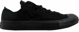 Converse Chuck Taylor All Star Ox Black Monochrome M5039 Men's - $38.34
