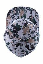 Hall Of Fame Chunk Heavy Embroidery Digi Camo Snapback Baseball Hat Cap NWT image 6
