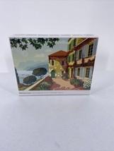 """Mediterranean Summer Puzzle 1000 Piece Colorcraft 28"""" X 20"""" - $13.09"""