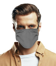 Cloth Protection Face Cover Mask Reusable Washable Breathable Cotton Made in USA image 6