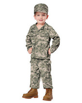 California Costumes Soldier Military Child Toddler Halloween Costume 00163 - $23.99