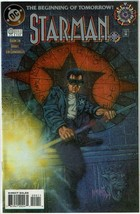 STARMAN (1994 Series) 0 1 - Both Near Mint - $14.99