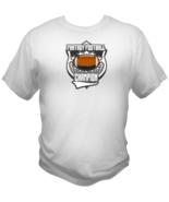Fantasy Football Team Sports Style Graphic T Shirt Black Red White L XL 2XL - $19.99