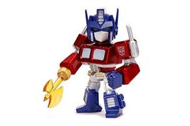 "Jada Toys ""Transformers G1 Optimus Prime Light-Up 4"""" Die-cast Metal Col... - $27.99"