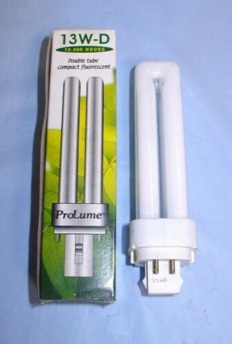 ProLume Dbl Tube Compact Fluorescent 13W D Light Bulb