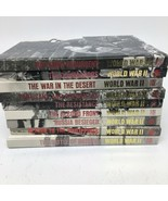 Time Life World War II Lot of 9 History Books Read Complete Description ... - $37.40