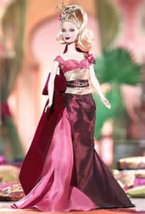 BLOND BARBIE EXOTIC INTRIGUE DOLL MADE EXCLUSIVELY FOR AVON-MIB-COLLECTI... - $26.84