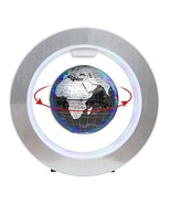 Floating Globe World Map 4inch Rotating Magnetic Mysteriously Suspended ... - $98.99