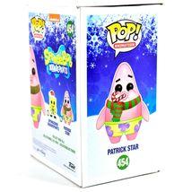 Funko Pop! Spongebob Squarepants Patrick Star 454 Christmas Holiday Vinyl Figure image 4