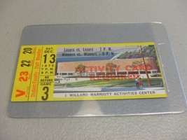 Cougar Classic (12-13-1975) Basketball Tournament Ticket Stub BYU Cougars - $3.12