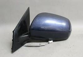 2005 2006 2007 Nissan Murano Left Driver Side Power Blue Door Mirror Oem - $89.09