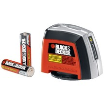 BLACK+DECKER BDL220S Laser Level with Wall-Mounting Accessories - $40.18