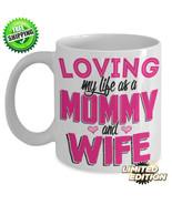 Best Wife Mom Mommy Love Coffee Mug Tea Cup Women Birthday Anniversary G... - $17.07+
