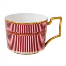 WEDGWOOD PRESTIGE Anthemion Ruby Teacup NEW - $89.09