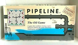 Vintage 1988 Pipeline The Oil Game Playco Incomplete - $69.99