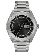 -NEW- Citizen Super Titanium Eco-Drive Solar Watch AW0060-54H - $221.76