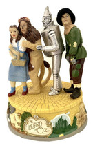RARE Wizard Of Oz San Francisco Music Box -  We're Off To See The Wizard... - $67.82