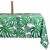 ColorBird Spring & Summer Palm Leaf Outdoor (60 x 84 Inch, Zippered|Green) - $32.99