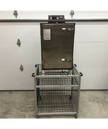 Cookshack SM066: Amerique Electric Smoker Oven Stainless Insulated - $1,599.99