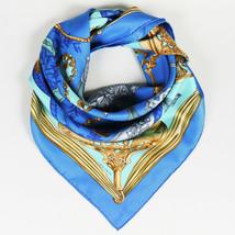 """Hermes Silk """"Etriers"""" Scarf - $305.00"""