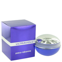 ULTRAVIOLET by Paco Rabanne Eau De Parfum Spray for Women - $51.99