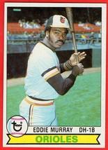 1979 Topps #640 Eddie Murray HOF baseball card - $0.50