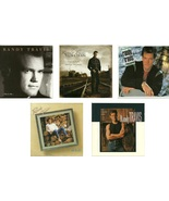 Lot of 5 CDs Randy Travis - No Cases - $3.99