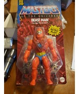 Masters of the universe beast man savage henchman figure brand new - $37.99