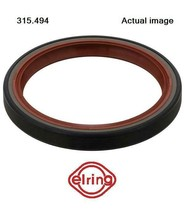 FOR TOYOTA PEUGEOT SHAFT SEAL CRANKSHAFT HILUX IV PICKUP N5 N6 L H1B HDZ... - $13.41