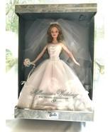 Millenium Wedding The Bridal Collection Barbie 1st in Series Wedding 2000 - $49.99