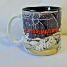 Disney 101 Dalmatians Coffee Mug The Walt Disney Company - $13.59