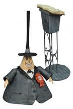 Diamond Select Toys The Nightmare Before Christmas: Mayor Action Figure  - $40.06
