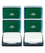 Hermès D'Orange Verte Soap Gift Box 100g x4 New - $58.99