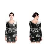 My ChemiCal Romance Long Sleeve Bodycon Dress - $28.99+