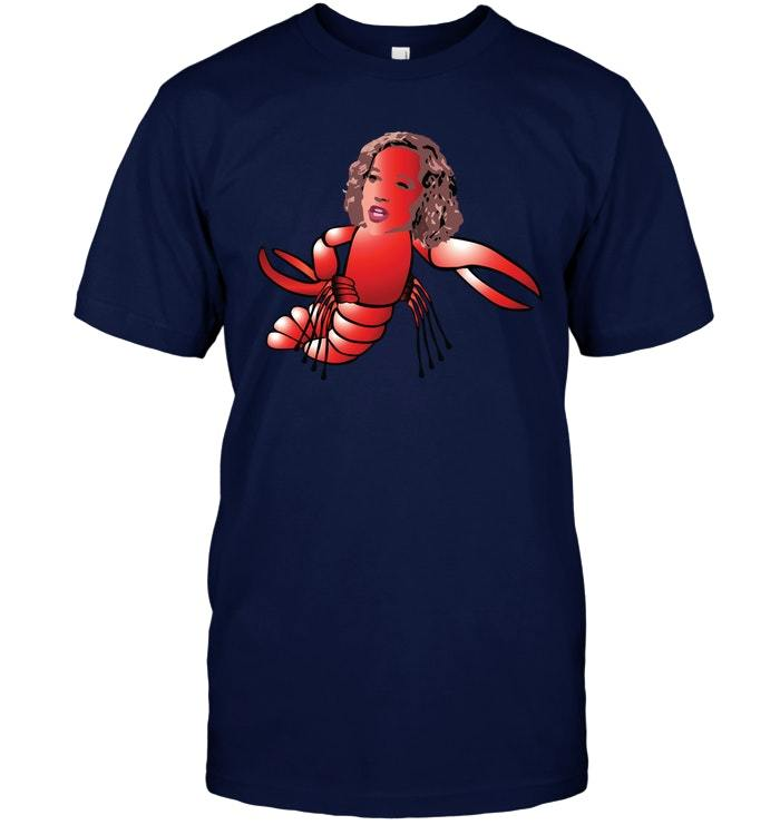 Dr Peterson Shirt Lobster So Youre Saying Pay Gap Tee Bucko