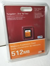 NEW PalmOne 512MB MEMORY EXPANSION CARD Tungsten Zire Treo 3174WW Palm O... - $39.43 CAD
