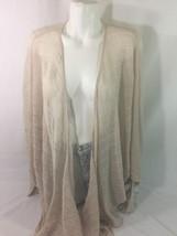 Jennifer Lopez Xs Women's Tan Color Blouse Bin35#8 - $14.03