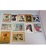 Bo Jackson Collector's Cards Set of 11 Football and Baseball - $29.99