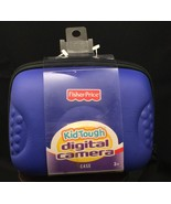 Fisher Price Kid Tough Digital Camera Case Blue NEW Fisher-Price Mattel - $9.89
