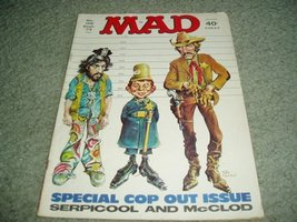 Mad Magazine Issue # 169 September 1974 [Comic] [Jan 01, 1974] E.C. Publications - $23.32