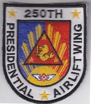 Philippines Air Force PAF 250th Presidential Airlift Squadron PAS Unit Patch 3.5 - $9.99