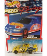 Hot Wheels Mattel Pro Racing  Cheerios Johnny Benson #26 Die Cast Metal  - $5.95