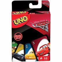 UNO Disney Pixar Cars 3 Edition