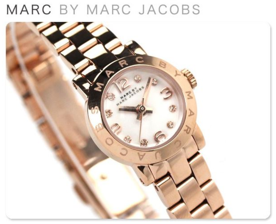 MARC JACOBS MBM3277 for Woman Watch with Free Gift - $215.20