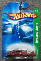 Hot Wheels • 2007 • Treasure Hunt • No. 12 • Evil Twin New in Pack! New ... - $7.99