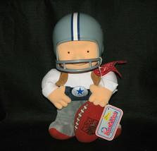 NFL Dallas Cowboys Team Mascot Doll Figure 12 Inch 1983 - $39.58