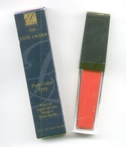 ESTEE LAUDER Pure Color Envy Liquid Vinyl in #306 LAVA FLOW-Full Sz-New ... - $9.95